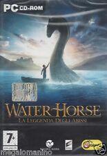 PC Gioco **THE WATER HORSE ♥ LA LEGGENDA DEGLI ABISSI** Nuovo Originale Italiano