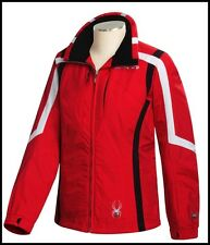 $335 NEW 1o.OOOmm SPYDER CARVE SHELL JACKET WOMENS M UK 10