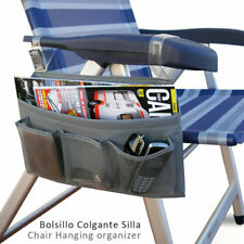 Utensilientasche Hängetasche Organizer für Stühle, Campingstühle, Gartenstühle