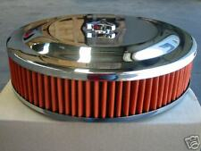 14 X 3 HIGH PERFORMANCE AIR CLEANER ASSEMBLY. CHEV FORD HOLDEN  # PRA14X3