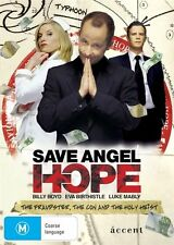 Save Angel Hope (DVD, 2009) New Sealed R/4