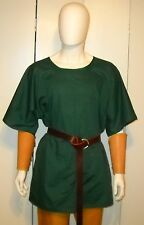 Renaissance Fair, SCA, Cosplay, LARP, Medieval Costume - Simple T-Tunic