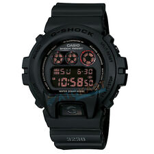 Brand New Casio G-Shock DW-6900MS-1 Electro-Luminescent Backlight Watch