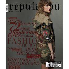 Taylor Swift - reputation (CD + Walmart Canada Exclusive Magazine Vol 2) New