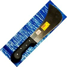 """Imacasa 975 Machete 14"""" Burriquito Polished With Grooves  975D14PRLI"""