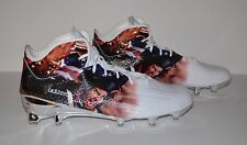 Adidas Adizero 5-Star 5.0 Mid Uncaged Football Cleat - Men's Size 13