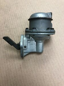 NORS FUEL PUMP 1955-1963 FORD MERCURY EDSEL FORD TRUCK 6 CYL 4208 AX