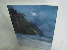 "WALFRIDO GARCIA 'TROPICAL NIGHTS' 23"" x 30"" LTD.ED. SIGNED & NUMBERED 160 / 295"