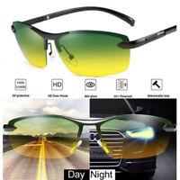 Lunettes de soleil polarisées lunettes de conduite en aluminium anti-reflet IHS