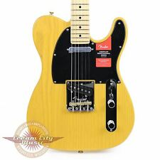 Brand New Fender American Professional Telecaster in Butterscotch Blonde Ash