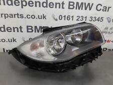 BMW E87 1 SERIES O/S Head Light 63117193390