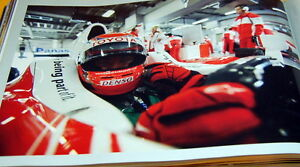 TOYOTA F1 photo book Memory of all 140 races - Time to say goodbye #0119