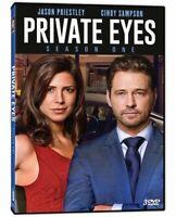 Private Eyes: Season 1 (First Season) (3 Disc) DVD NEW