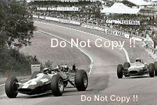 Jim Clark Lotus 33 British Grand Prix 1966 Photograph