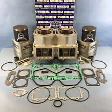SKI-DOO 800R 2007-2009 CYLINDER TOP END GASKET SPI SINGLE RING PISTONS MXZ X