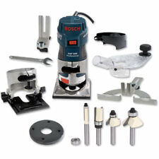 Bosch GKF 600 Router Kit Cutter Set - 110v