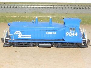 Life Like P2K Conrail SW8/9 Diesel Locomotive Switcher RUNS