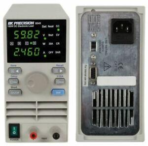 BK Precision 8540 150W DC Programmable Electronic Load, 0-60 VDC, 1 mA-30 A