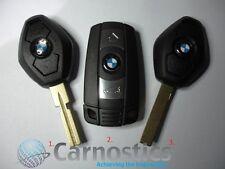 BMW 3 Button Key Smart Key FOB Programming