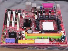 100% tested MSI MS-7302 K9A2GM V3 motherboard AM2/AM2+/AM3 DDR2 AMD 740