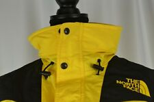 The North Face Women's Ski Jacket Size Small Full Zip Yellow Black Warm Outdoor