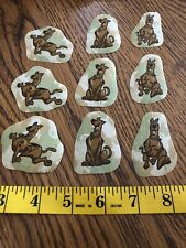 Scooby Doo Fabric Iron On Appliqués -style#4