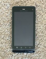 Motorola Droid 3 XT862 16GB Verizon Android Smartphone Full QWERTY Keyboard HDMI