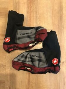 Castelli cycling overshoes - Large Size 11 +