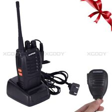 BaoFeng BF-888S Single Band Walkie Talkie 5W With MIC 16 Channels Two way radio