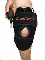 Game Ready Gr2 Ice Machine With Straight Knee Wrap Compression And Cold Therapy