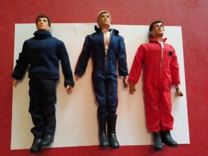 lot Action man vintage Palitoy