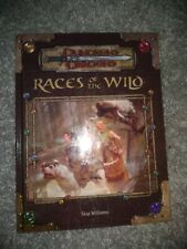 Dungeon and Dragons Roleplaying Game Ser.: Rules Supplements Ser.: Races of the…