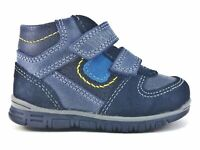 Primigi Blue High-Top Trainers