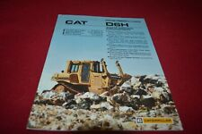 Caterpillar D6H Waste Disposal Arrangement Crawler Brochure DCPA14