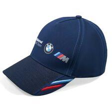 BMW MOTORRAD WORLDSBK TEAM ROUND PEAK BASEBALL CAP. Gorra Casquette BMW Kappe