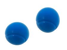 E-Deals 70mm Soft Foam/Sponge Balls - 2 Blue