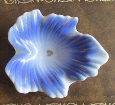 Beautiful Blue White Porcelain China Jewellery Pins Storage Now £16.00