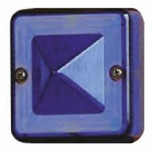 Sonora ST LED Beacon, Blue LED, Flashing or Steady Light Effect, 24 V dc