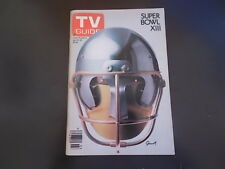 Lyle Waggoner, Super Bowl XIII - TV Guide Magazine 1979