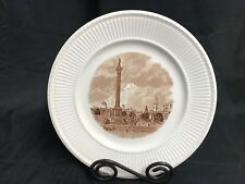 """Wedgwood 1941 Old London View Collector Plate ~  """"TRAFALGAR SQUARE"""" ~ 10 1/2"""""""
