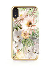 Ted Baker® Floral Mirror Book-style Case for iPhone XR - ABBIEEY