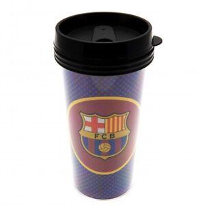 F.C Barcelona - Plastic Travel Mug (BE)
