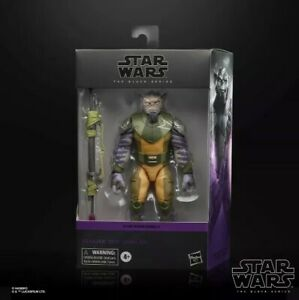 Star Wars The Black Series Zeb Orrelios 6-Inch Action Figure -free Shipping👍