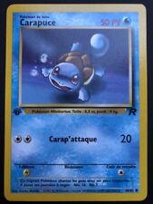 Carte Pokemon CARAPUCE 68/82 Commune Team Rocket EDITION 1 FR NEUF