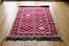 70x110  cm Orientalischer Teppich,Carpet,Matte, Kelim aus Damaskunst S 1-2-1