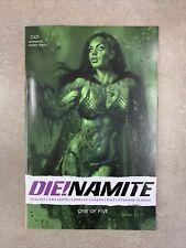 Die!Namite #1 Parillo 1:13 Gangrene Tint Dressesd Variant Dynamite 2020