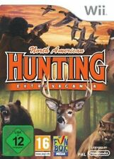 North American Hunting Extravaganza (Wii) PAL Disc Mint Excellent Condition NJ1
