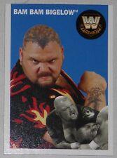 Bam Bam Bigelow WWE 2006 Topps Heritage Card #77 Pro Wrestling Legend Superstar