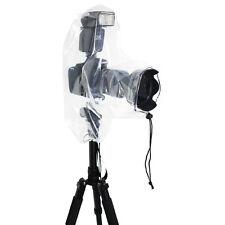 "2pcs 9.8""x 6.3""Rain Cover Coat Poncho Protector for Small DSLR&Mirrorless Camera"