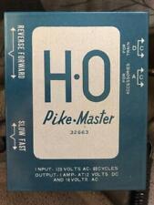 HO Pike Master, American Flyer Transformer 32663 The A.C. Gilbert Model Train Co